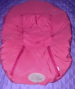 Cozy Cover  Carseat Cover